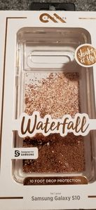 NEW Samsung 10 Case-Mate case **Waterfall